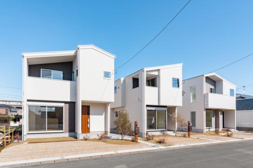 千葉市花見川区の新築一戸建て「アラ・ラさつきが丘 7号邸・9号邸」ご成約となりましたのイメージ
