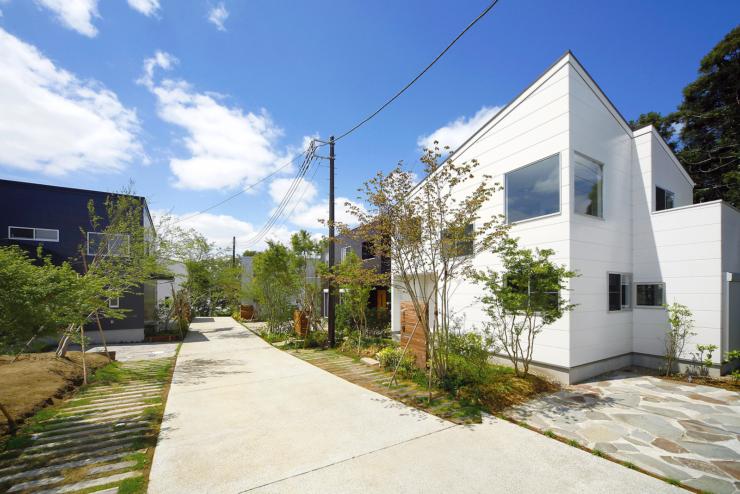 マンションから戸建てへの住み替えが増えています。のイメージ