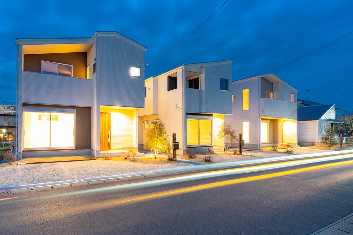 千葉市花見川区の新築一戸建て「アラ・ラさつきが丘」最終期 販売開始!のイメージ