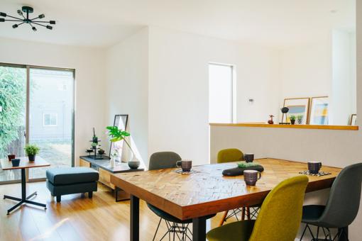アラ・ラ大久保【ラスト2邸】 家具付きモデルハウス いよいよ販売開始!のイメージ